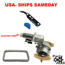 01-06 AUDI A4 PASSAT 1.8 CAM CAMSHAFT CHAIN TENSIONER KIT, CAM CHAIN SET 3pcs
