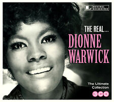 DIONNE WARWICK Greatest Hits* Import 3-CD BOX SET *49 Orig Songs *NEW & SEALED