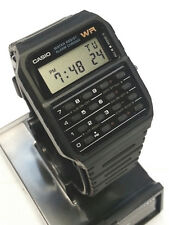 CASIO VINTAGE Style Calculator Watch CA53-1 Classic CA53