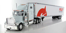 TONKIN PILOT FREIGHT SERVICES INTERNATIONAL 9900 WITH 53' DRY VAN TRAILER 1/53