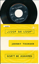 "JOHNNY THUNDER 45 TOURS 7"" LOOP DE LOOP"