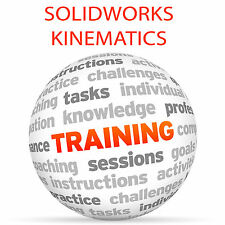 Solidworks cinemática-Video Tutorial DVD de entrenamiento