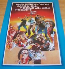 George Romero's Dawn of the Dead 11X17 Movie Poster Alternate Image