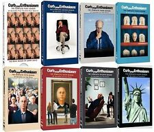 NEW Curb Your Enthusiasm, Complete Seasons 1-8 Bundle (DVD)