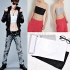 Strapless Chest Breast Binder Trans Lesbian Tomboy Les Cosplay White Black New