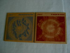 THE CHEMICAL BROTHERS job lot of 2 promo CD singles It Began In Afrika