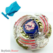 Beyblade BB-43 Lightning L-Drago Metal Masters Fusion+Single spin Launcher