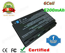6-Cell Battery For Acer Extensa 5630 5630EZ 5630Z 5630ZG 5620G batterie batería