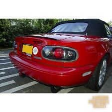 PAINTED REAR TRUNK BOOT LIP SPOILER FOR Mazda MX5 Miata 1989-2009 Roadster