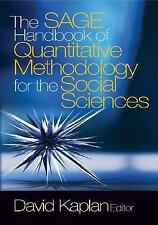 The SAGE Handbook of Quantitative Methodology for the Social Sciences-ExLibrary