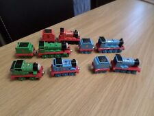 TAKE ALONG THOMAS  TAKE N PLAY  TRAIN BUNDLE ORIGINAL LINE UP FREE POST
