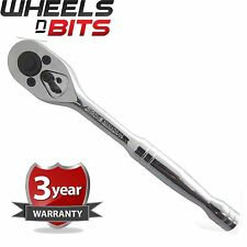 "WNB Professional Quick Release Ratchet Wrench 3/8"" Inch Drive HIGH QUALITY i3525"