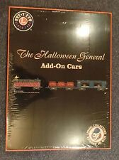 Lionel Trains #6-52405 The Halloween General Add On Cars NEW Sealed Original Box