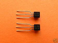 2SK170 GR Matched Pair (2 1% Idss matched pcs.) Toshiba jfet Transistors