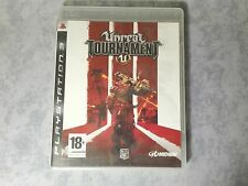 UNREAL TOURNAMENT 3 III - SHOOTER FPS SONY PS3 PAL ITALIANO NUOVO NON SIGILLATO