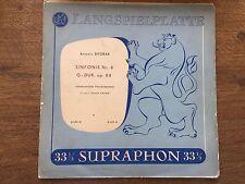 Antonin Dvorak Sinfonie Nr 8 Tschechische Philharmonie Vinyl LP Record Supraphon