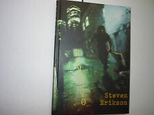 Revolvo Steven Erikson Signed PS Publishing 1st