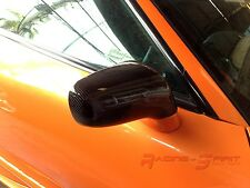 REAL 3D GLOSSY CARBON FIBER SIDE MIRROR COVER CAP 92-02 SUPRA MARK IV JZA80 JDM