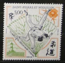 1989 SAINT PIERRE ET MIQUELON  Y & T N° 498 Neuf  **