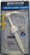 New Gear Lube Pump quicksilver 91-8m0072133