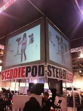 """160"""" 16:9 (85"""" X 144"""") HUGE REAR PROJECTION SCREEN MATERIAL Large"""