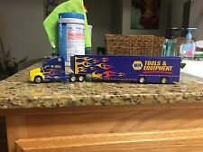 NAPA Tools & Equipment semi Truck Die cast With pickup Truck toy