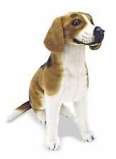 NEW Melissa & Doug Beagle Plush Stuffed Animal Dog 4852 BEST PRICE FAST SHIP!