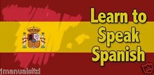 LEARN TO SPEAK SPANISH EDUCATIONAL LANGUAGE BASIC & ADVANCED TUTORIAL GUIDE