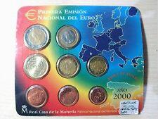 SERIE EUROS  AÑO 2000  ESPAÑA    ( MB10476 )