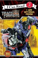 Transformers: Revenge of The Fallen: I Am Optimus Prime (I Can Read Book 2), Fra
