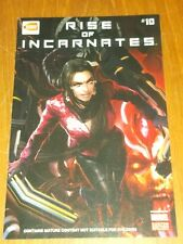 RISE OF INCARNATES #10 BANDAI MARVEL COMICS