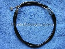 BSA FRONT BRAKE CABLE. B31/B32/B33/B34 (1960), A7 Twin (1960-61) 80787.42-8793