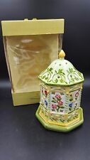 Villeroy & Boch Lighting Flowers Ceramic Gazebo Tea Light Holder with Box