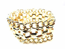 ELEGANT LADIES CHUNKY MULTI LAYER BRACELET UNIQUE (CL8)
