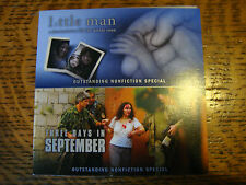 Little Man premature & Three Days in September EMMY DVD Showtime Beslan Russia