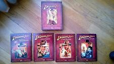 The Adventures of Indiana Jones The Complete Movie Collection DVD