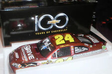 NASCAR JEFF GORDON 2011 DRIVE TO END HUNGER CHEVROLET 100TH ANNIVERSARY 1/1,238