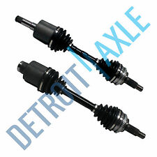 Brand New Both (2) Front  Complete Drive Axle Shaft  2007-2014 Ford Edge/MKX FWD