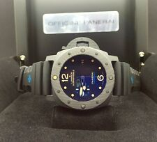 Panerai PAM 616 Luminor Submersible 1950 3 Days Carbotech 47mm BRAND NEW!