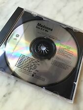 """RARE MADONNA """"GIVE IT 2 ME"""" 9-TRACK US PROMO CD NEW & UNPLAYED PRO-CD 100978"""