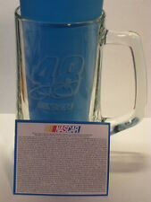 Jimmie Johnson 15 oz. Etched Tankard Glass