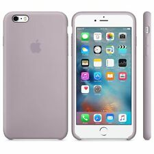NEW - Genuine Silicone Case for Apple iPhone 6s PLUS / 6 PLUS in Lavender