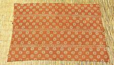 """African Bamana Bambara Authentic Handwoven mud cloth Textile from Mali 43"""" x 65"""""""