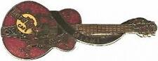 Hard Rock Cafe MIAMI 1998 Cochran's Red '57 Gretsch Dead Rocker Guitar PIN #5800