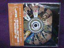 Jin (Shizen No Teki P) / チルドレンレコード (CHILDREN RECORD) CD + DVD New SEALED