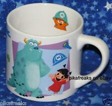 New Monsters Inc Ride and Go Seek Mug Tokyo Disneyland Child Size USA SELLER