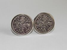 Mens 52nd Birthday Gift / Present / Anniversary 1965 Sixpence Coin Cufflinks New