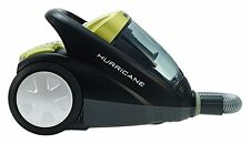 Hoover SX70_HU11001 Hurricane Power Bagless Cylinder Vacuum Cleaner Silver/Black