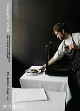EATING WITH THE CHEFS - PER-ANDERS JORGENSEN (HARDCOVER) NEW