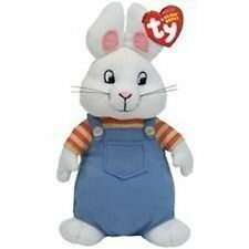 """Ty Max And Ruby 7"""" Max Plush Doll Toy"""